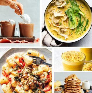 21 Cozy Vegan Recipes To Keep You Warm This Winter